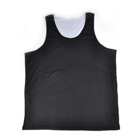 TOPTIE Reversible Basketball Jerseys, Micromesh Tank, S-XL, M04