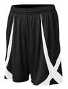 TopTie Men's Basketball Shorts, Active Running Shorts, Jersey Short, No Pockets