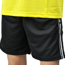 TopTie Men's Running Shorts, Wicking Short Shorts with Pockets, No Liners