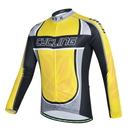 TopTie Cycling Jersey Shirt Long Sleeve, Men's