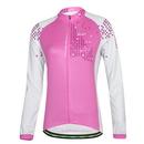TopTie Cycling Jersey, Long-Sleeve, Women's
