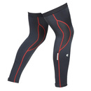 TopTie Leg Warmers, Bike Cycling Zippered Leg Sleeves
