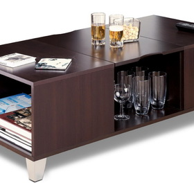 Nexera Coffee Table, MPN: 410407