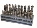 Michigan Drill 1/2-1X64 Cobalt Shk S&D Drill Set (303Cg)
