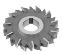 Michigan Drill Hs Side Milling Cutter-Stg Teeth (744 6X1-1/4)