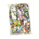 Aspire 1900 Pieces Assortment Resin Buttons Package, 19 Patterns