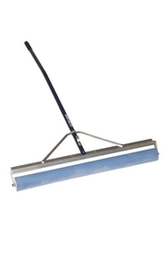 "Midwest Rake 72036 36"" Roller Squeegee, Absorbent PVA 60"" Bent Blue Aluminum Handles, Price/each"