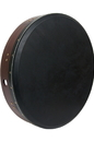 Roosebeck Tunable Sheesham Bodhrán Cross-Bar 18-by-3.5-Inch, Black Goat Skin