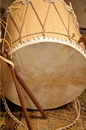 Early Music Shop EMS Medieval Drum, 13