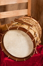 Early Music Shop EMS Renaissance Drum, 10