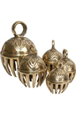 Mid-East Elephant Bells, Set of 5