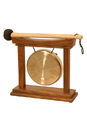 DOBANI 4-Inch Yun Gong & Curved Stand