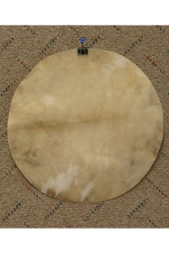 "Mid-East Goatskin, 12"", Thick"