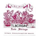 La Bella Strings La Bella Lute String Set, 8 Courses