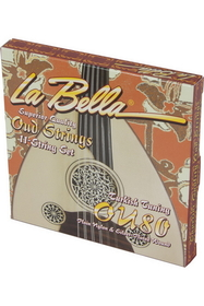 La Bella Strings La Bella Oud 11-String Set, Turkish
