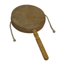 DOBANI Monkey Drum with Handle, 8