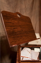 Mid-East Music Stand, Colonial, Single Tray