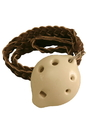 DOBANI Ocarina, Necklace, Soprano, D5, White