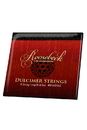 Roosebeck Mountain Dulcimer 5-String Set Loop Ends
