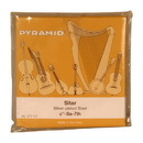 Mid-East Sitar String Set by Pyramid, 7-String