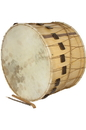 Mid-East Tupan Drum, 26