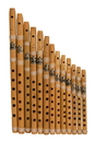 DOBANI Bamboo Whistle Set