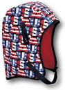 Mutual Industries 14210 Wl4-210 Red/White/Blue Usa Long Nape