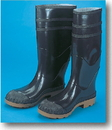 Mutual Industries 16&Quot; Pvc Sock Boot Black