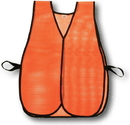 Mutual Industries 16301-1 Heavy Weight Safety Vest - Plain