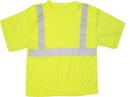 Mutual Industries Ansi Class 2 Lime Mesh Tee Shirt