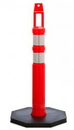 Mutual Industries 17735 Traffic Delineators - D Top
