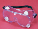 Mutual Industries 50040 Chemical/Splash Safety Goggles