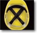 Mutual Industries 4-Point Pin Lock Suspension Hard Hat