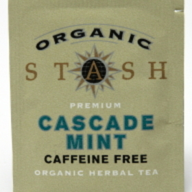 Stash Organic Tea - Premium Cascade Mint herbal tea, Price/Case