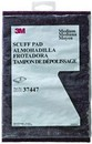 3M 37447 General Purpose Maroon 3/Pk