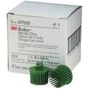 3M 7530 150Grade Green Roloc Bristle 10Disc