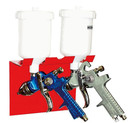 Aes Industries 166 Portbl Magnetic Spray Gun Stand