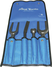 Ajax Tools A9022 +Zip Gun Skchisel 4Pc Set, Price/SET