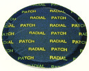Schrader Bridgeport 14-140 Radial Patch, 4-1/8