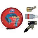 Acme AUTOMOTIVE 3711 Paint Booth Kit W/35' Flexeel Hose