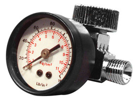 Astro WS11 Air Regulator With Gauge, Price/EACH