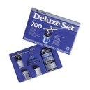 Badger 200-3 Deluxe 200 Air Brush Kit/Set W/Propel