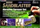 Badger 260-3 Abrasive Gun W/Hose, Mask, Abrasive, Propel