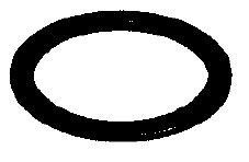 Binks 56-730 Gasket - Thiokol, Price/EACH