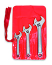 Apex Tool Group CNTAC3 Wrench Chrome 3 Pc Set Adj (6, 8, 10