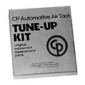 Chicago Pneumatic 118880 Tune-Up Kit, Price/EACH