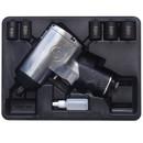 Chicago Pneumatic 749K Sae Impact Wrench 5Pc Kit+Tool
