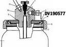 Devilbiss Kb-81-K5 Slip Ring Lid Kit (5)
