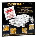 Fibreglass Evercoat 116 Q-Pads (Pk Of 6 Pads)