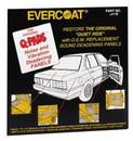 Fibreglass Evercoat 117 Qpad 16X16 Floor Board-Pk Of 4
